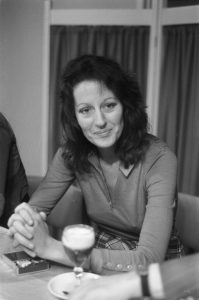 Germaine Greer (1972). Photograph by Hans Peters/Anefo, Nationaal Archief Fotocollectie Anefo, CC BY-SA 3.0 nl.