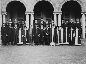 The University of Queensland, c. 1912. Image via John Oxley Library, State Library of Queensland.