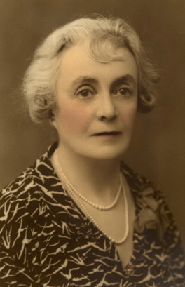 Bessie Rischbieth, c. 1940s. Image via Wikimedia Commons.