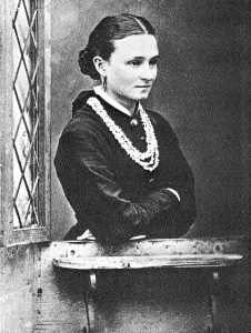 Edith Cowan (1861–1932), social worker and politician. Image via Wikimedia Commons.