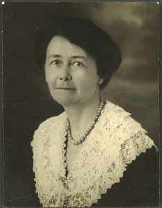 Stella Maria Sarah Miles Franklin (1879–1954), novelist and feminist. Image via Wikimedia Commons.