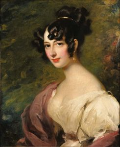 Princess Dorothea von Lieven (c. 1814), artist unknown. Image via Wikimedia Commons