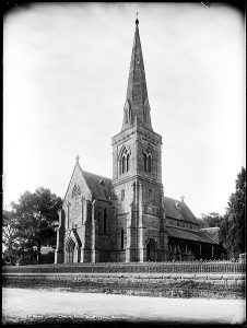 St Mark's Church, Darling Point, Sydney, Australia. Image via Powerhouse Museum.
